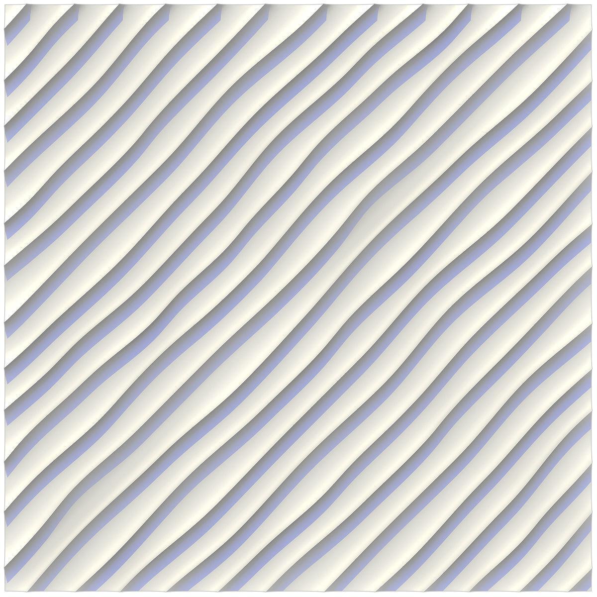 sandy ripples diagonal waves