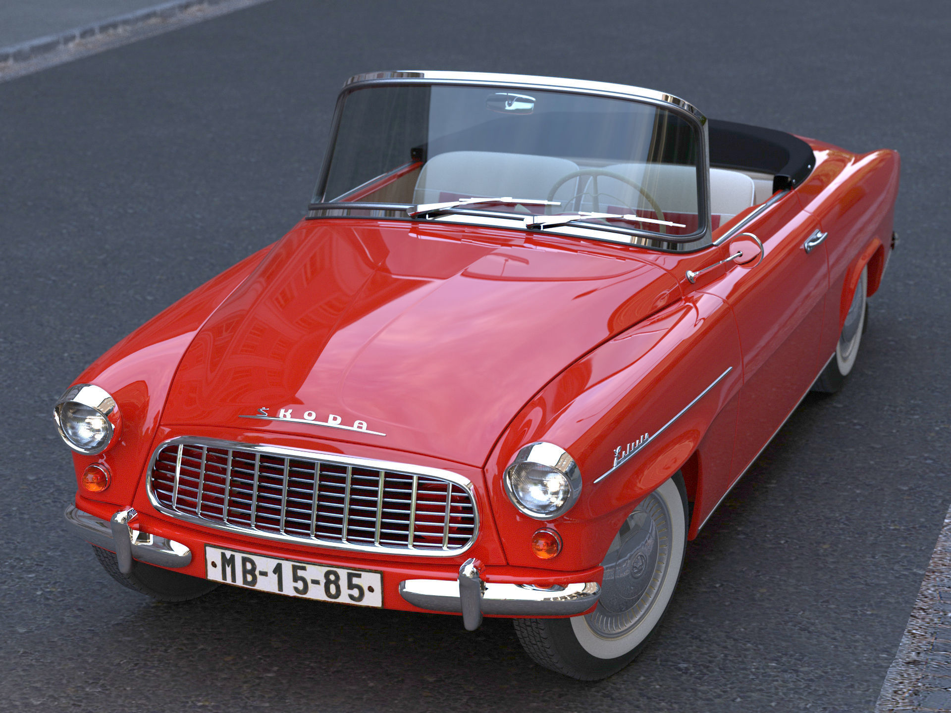Felicia Roadster 1960