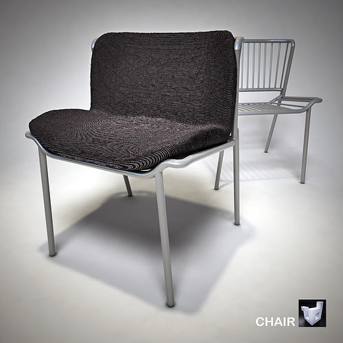 chair 1775zs 3d model obj 3ds fbx dae skp mtl 1