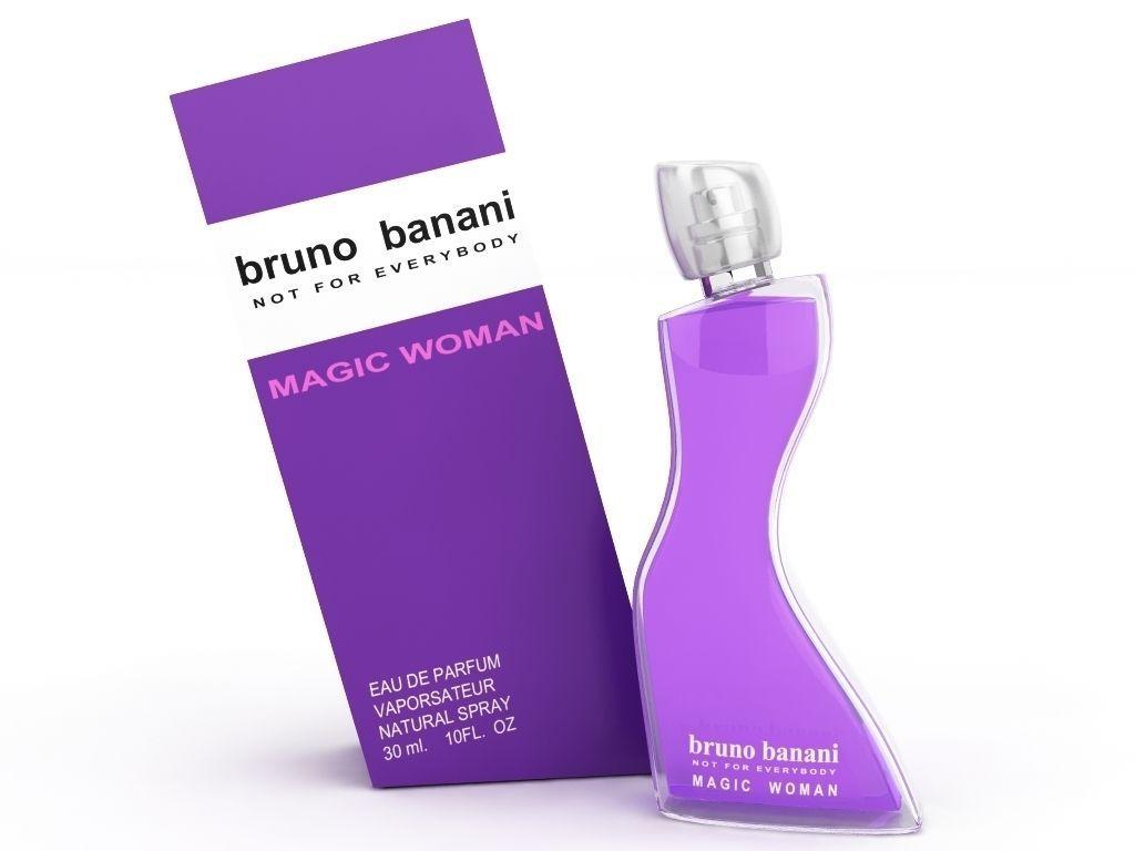 bruno banani magic woman perfume 3d model max fbx. Black Bedroom Furniture Sets. Home Design Ideas