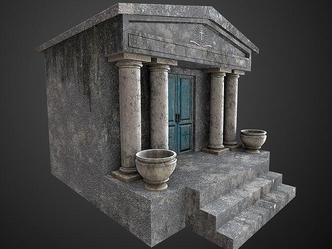 Mausoleum Game Ready