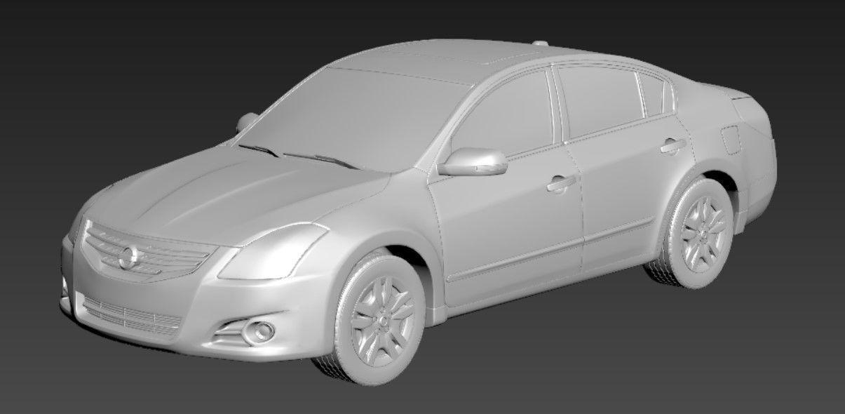 2012 Nissan Altima SL