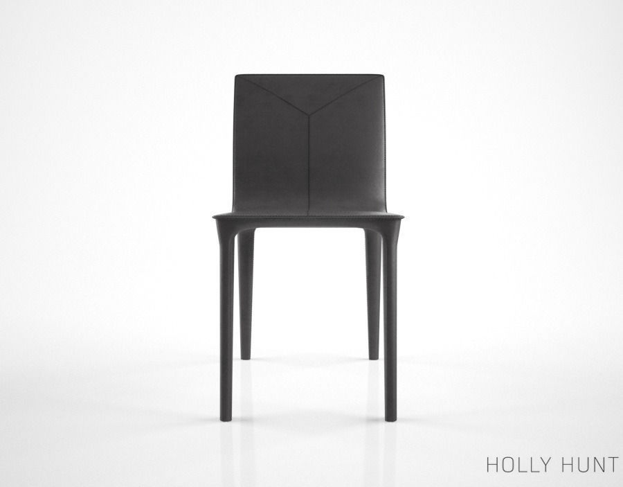 Holly Hunt Adriatic dining chair 3D Model .max - CGTrader.com