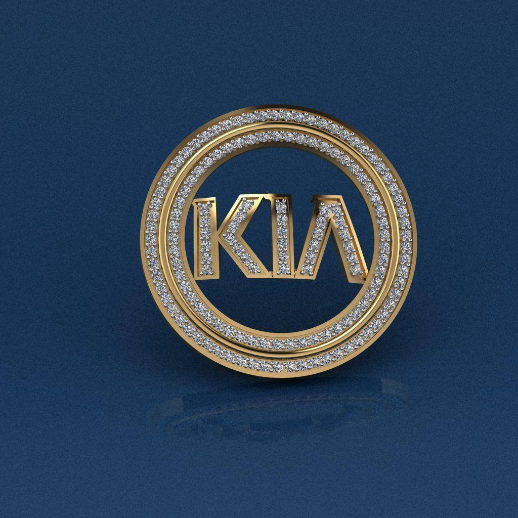 KIA key-chain