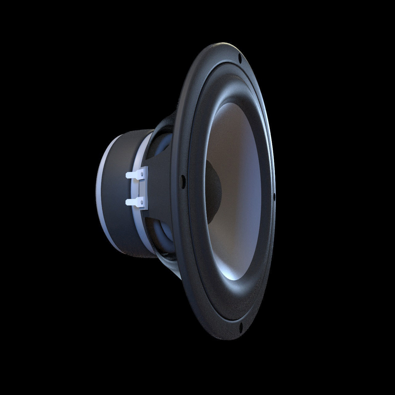 Audio Speaker Bass