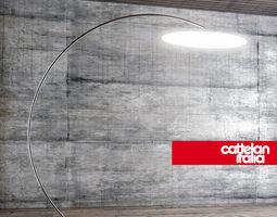 CATTELAN ASTRA ARC 3D Model