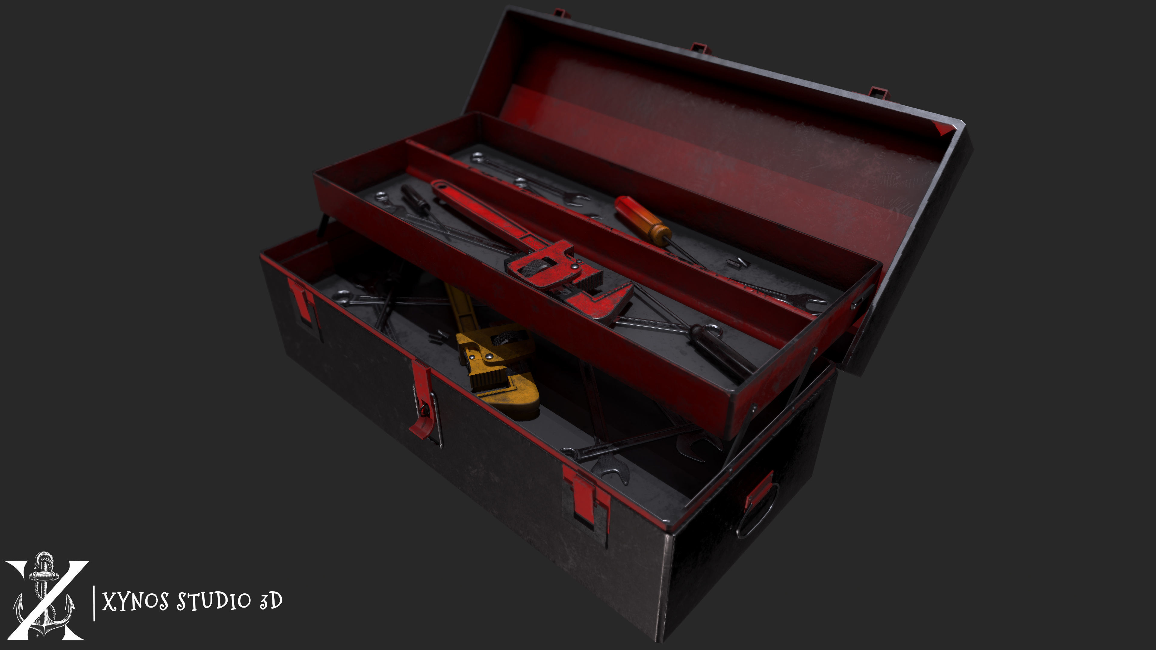 Toolbox asset pack