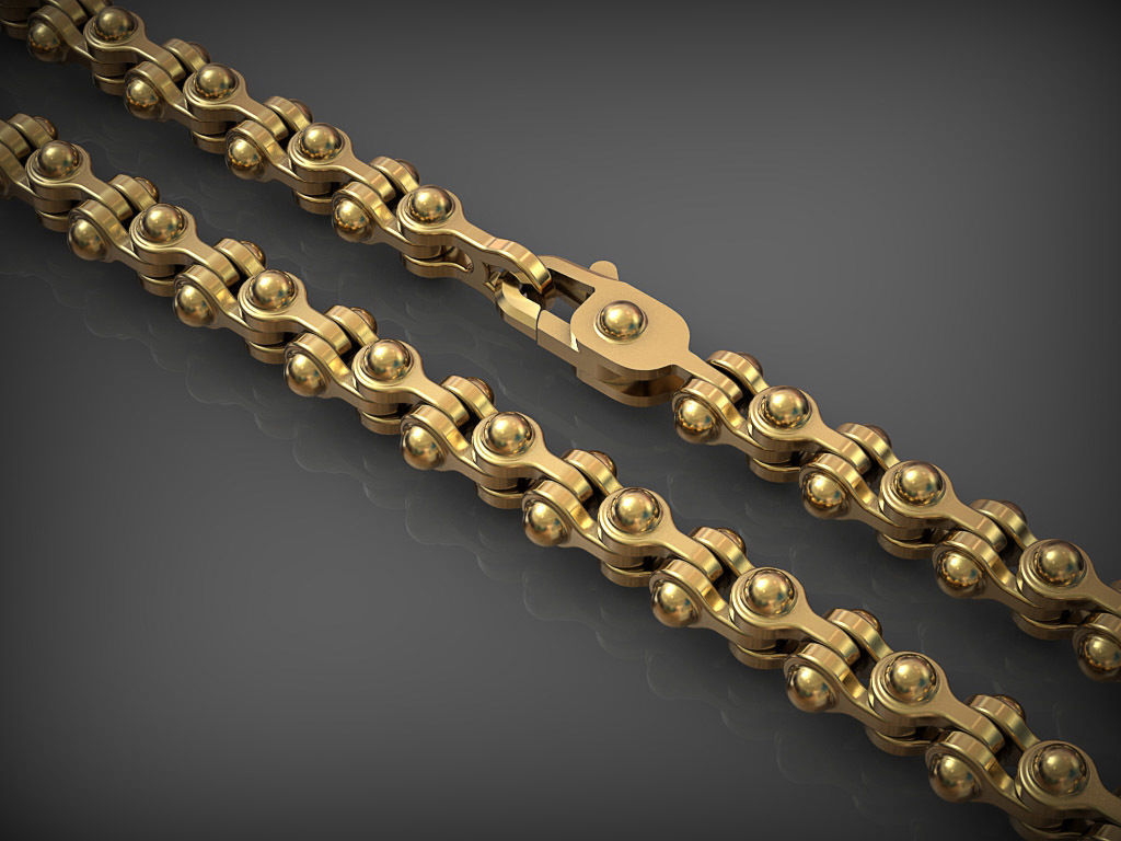 Chain link 154