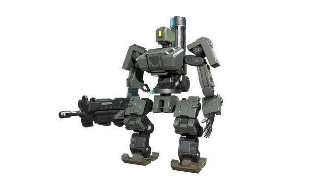 Bastion robot