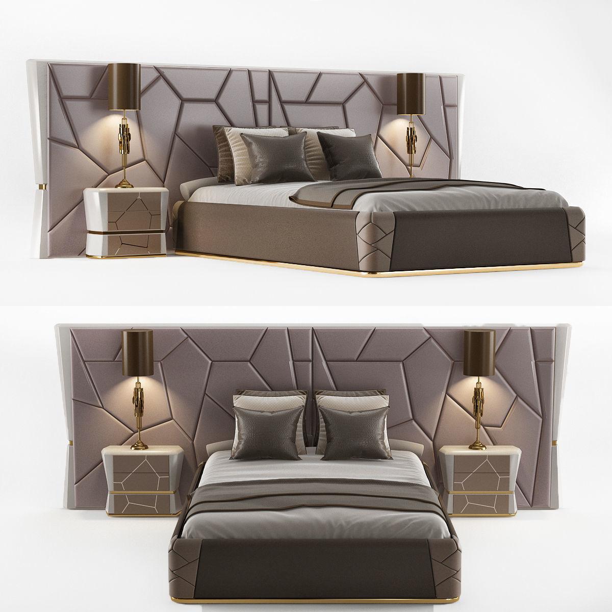 Smania bedroom 3