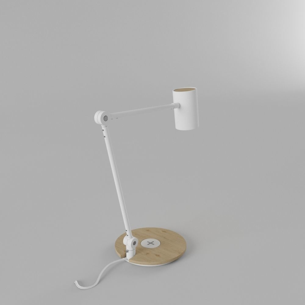 Ikea Riggad Led Lamp 3d Model Cgtrader