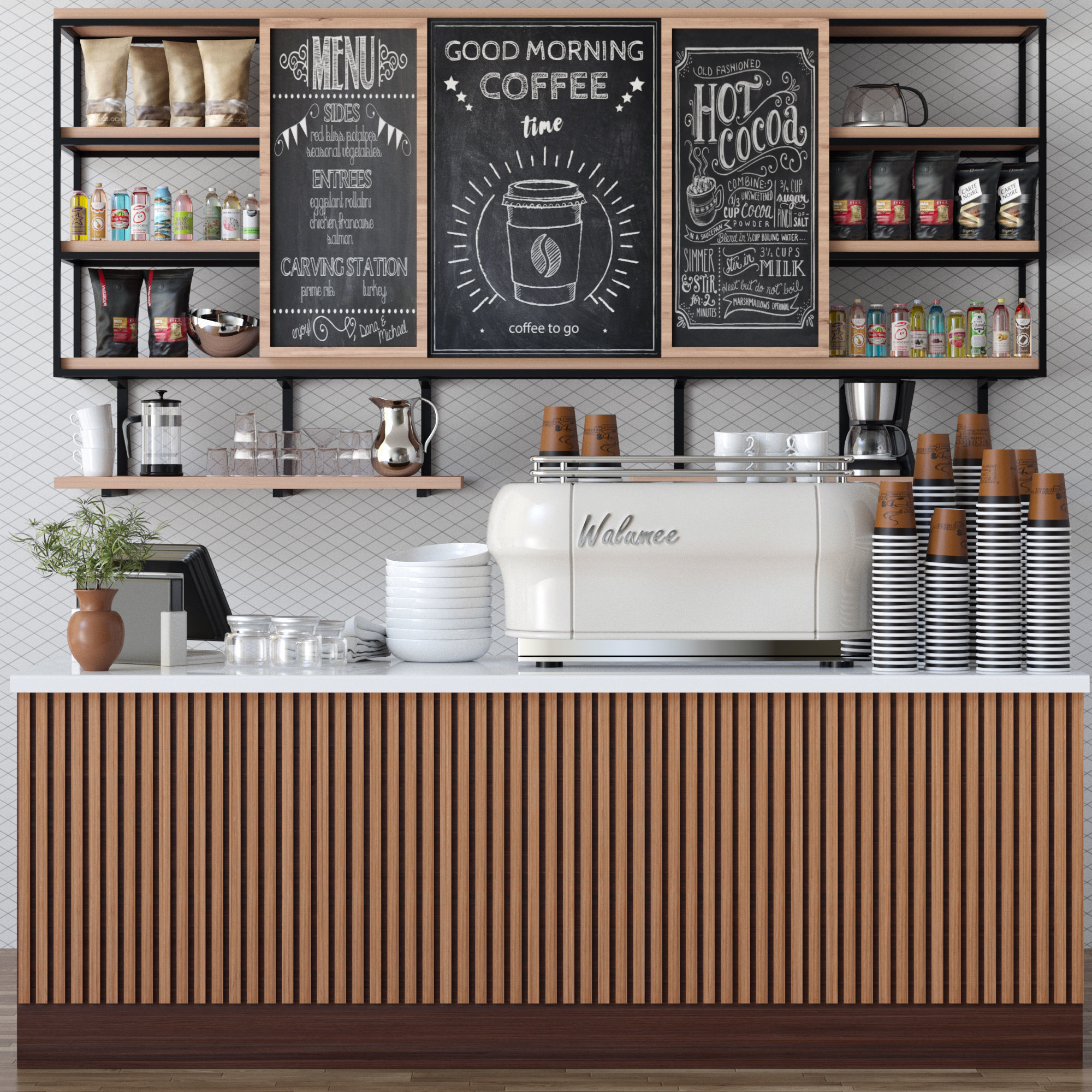 Coffee Point 7