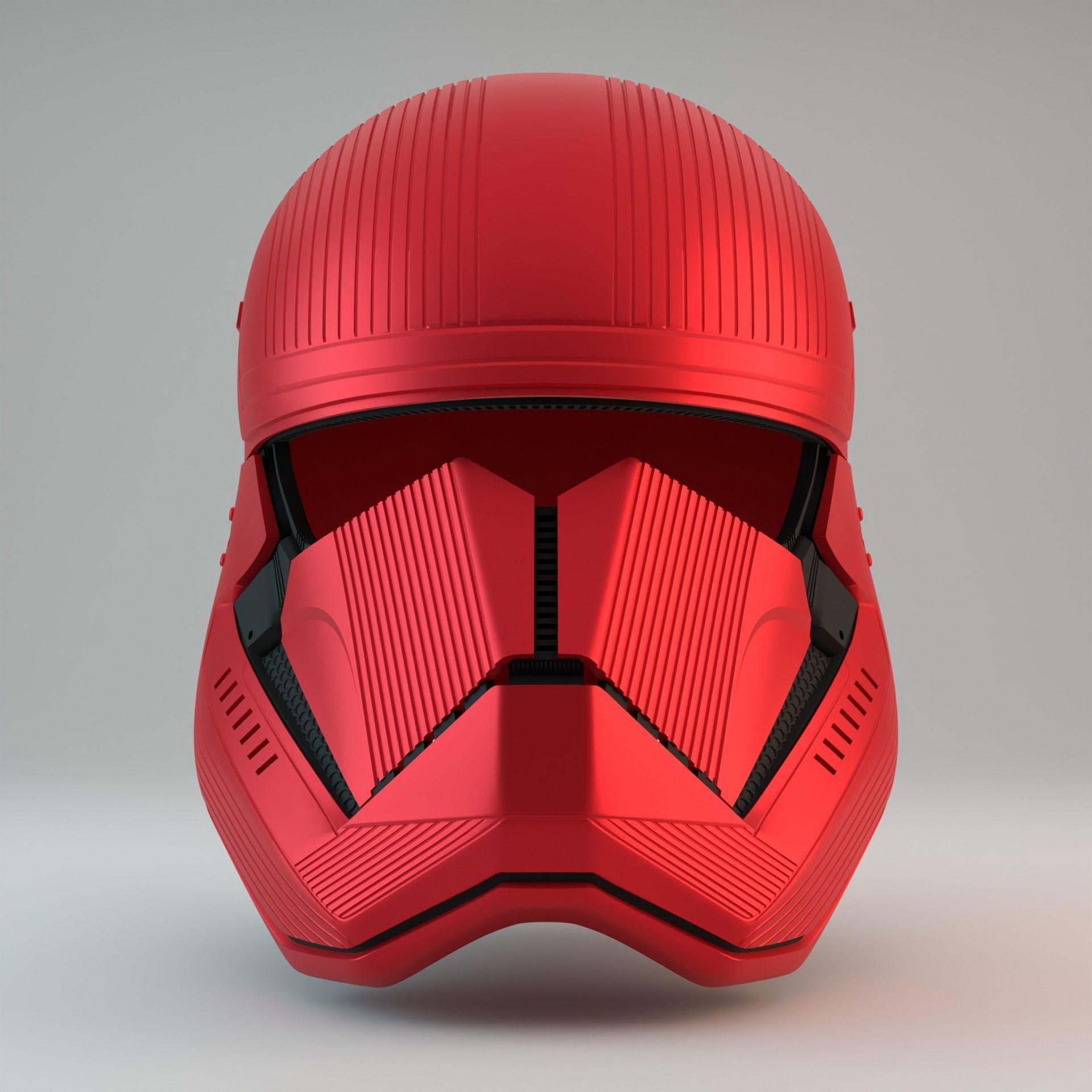 Sith Trooper Helmet - Star Wars The Rise Of The Skywalker