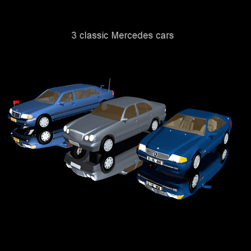 Mercedes cars 3