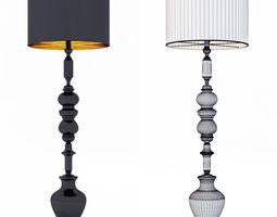 3D cosmo Paralume floor lamp