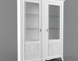 3D Cabinet showcase Deco