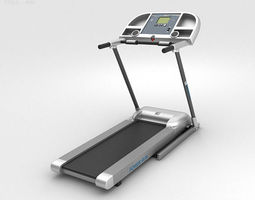 fitness Treadmill 3D