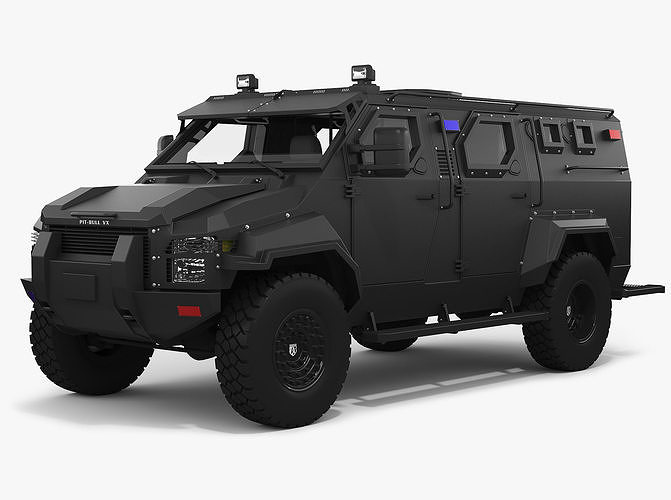 SWAT Truck Pit-Bull VX