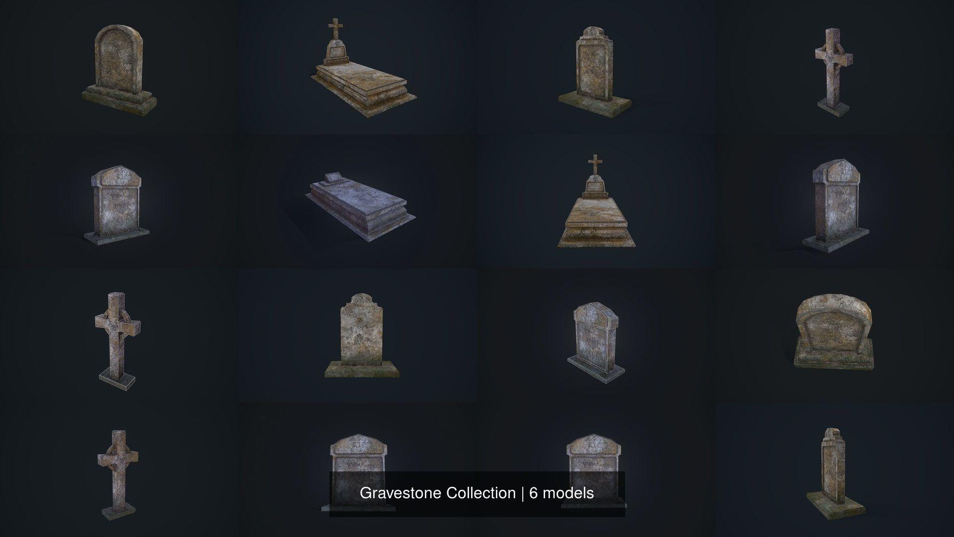 Gravestone Collection