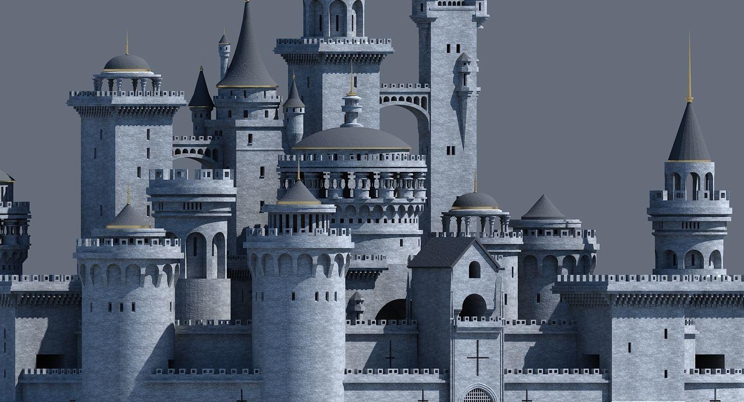 Fantasy Castle 003