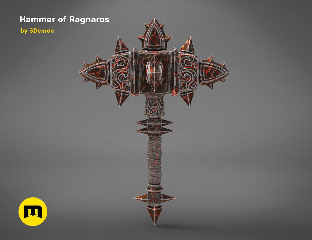 Hammer of Ragnaros - World of Warcraft