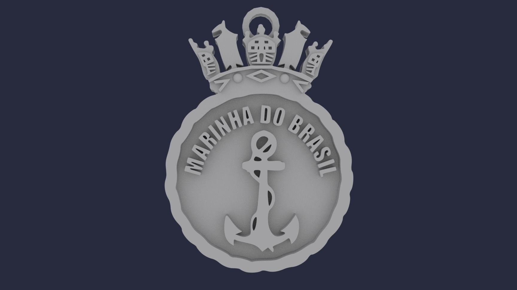 Brazilian Navy Coat of Arms