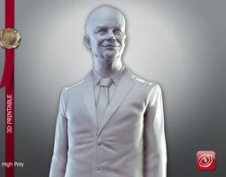 3D print model Dwight D Eisenhower Stand