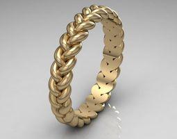 ring 0015 3d printable model