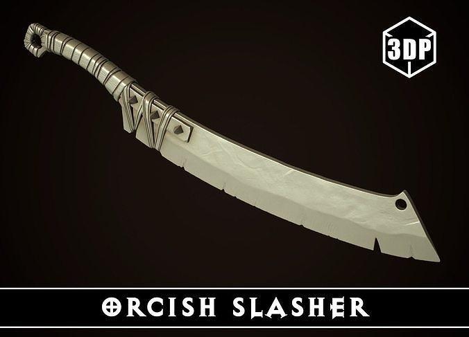 Orcish Slasher