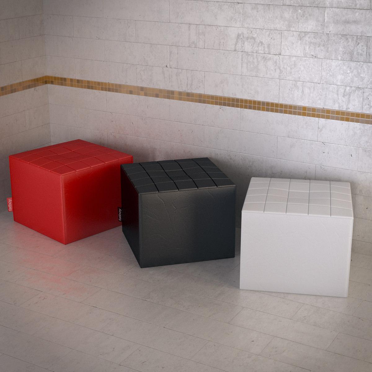 Topdeq fatboy puf furniture chair 3d models for Topdeq design