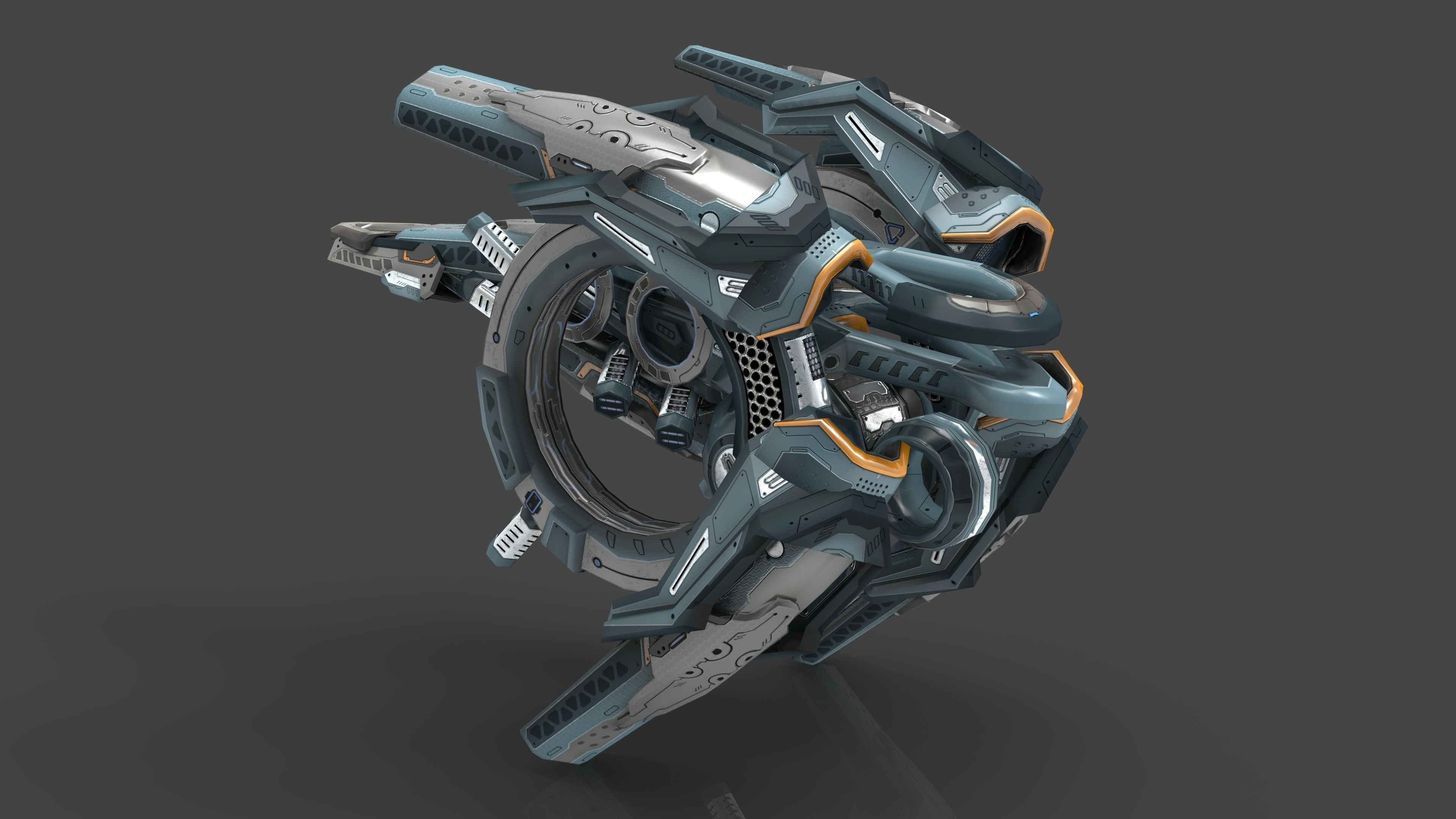 Drone v9 Cybertech