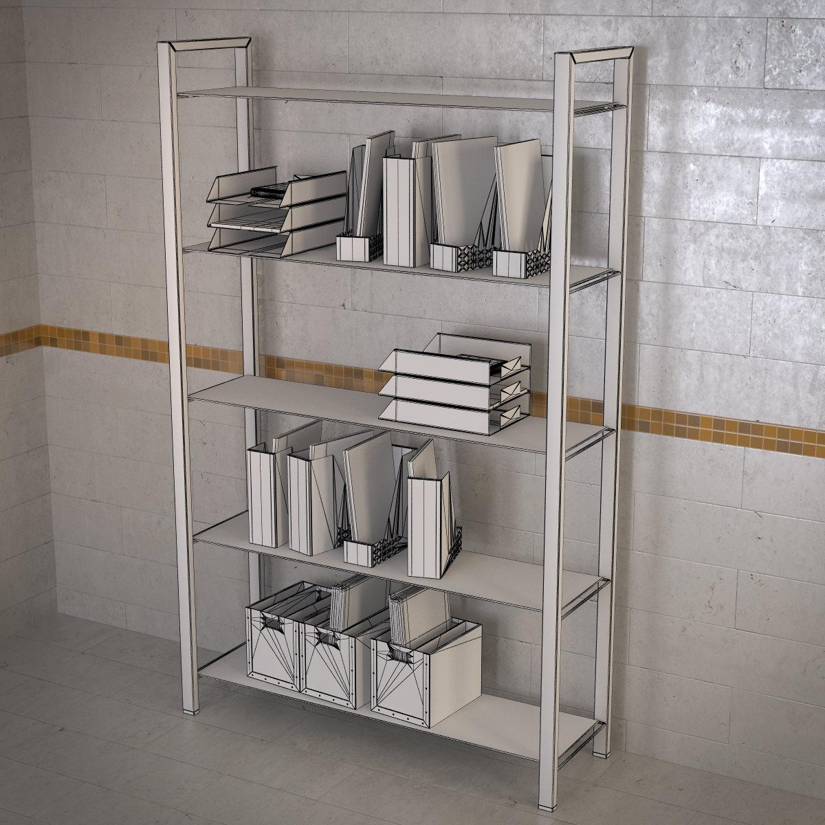 Topdeq montant haut furniture cabinets storage 3d for Topdeq design