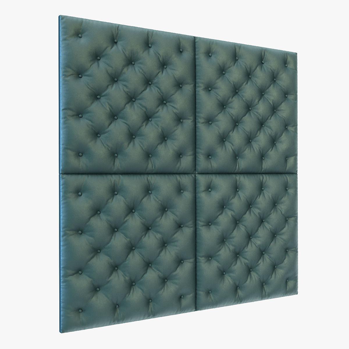 ... Decorative Wall Panel 3d Model Max Obj Fbx Mtl 3 ...