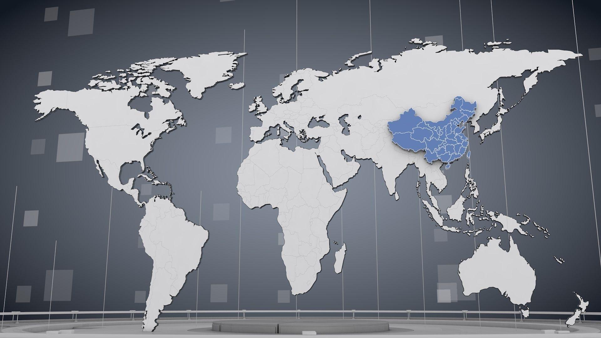 3d cinema 4d world map cgtrader cinema 4d world map 3d model fbx c4d 1 gumiabroncs Images