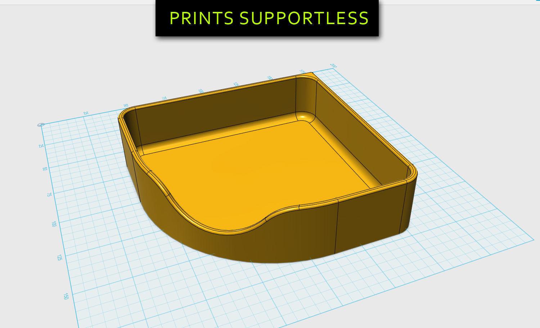 Pet Toilet 3d Model 3d Printable Stl Cgtrader Com
