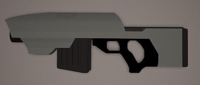 laser 3d model max obj mtl 3ds c4d 1