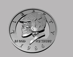 coin 0024 3D Model