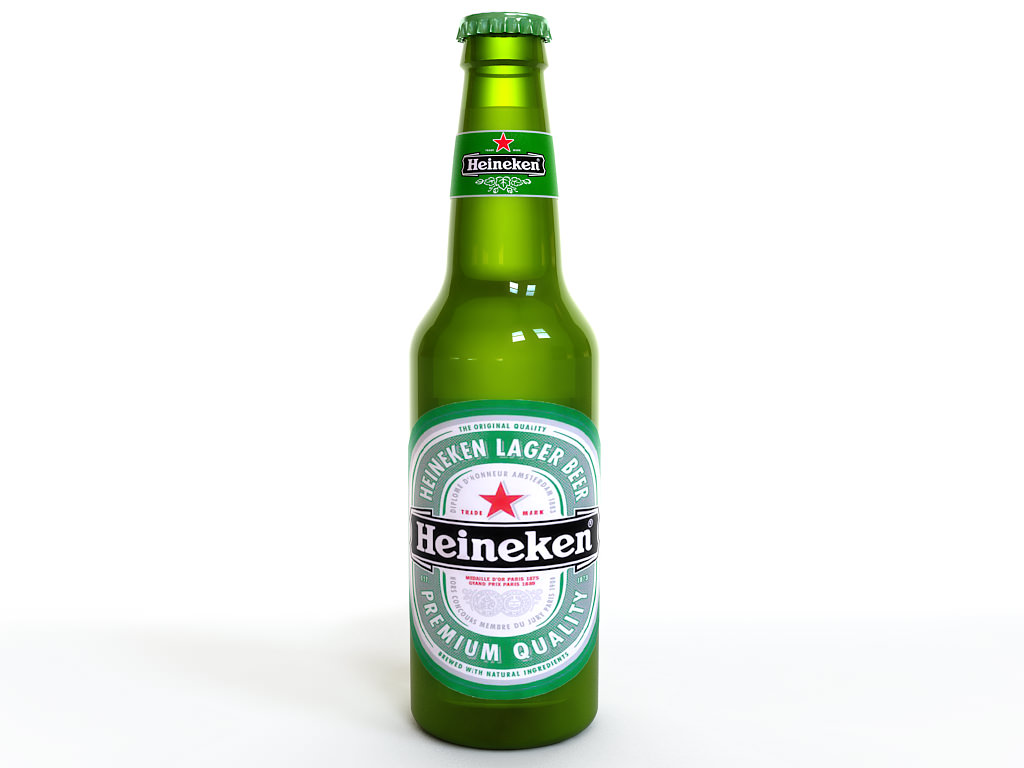 heineken beer labels