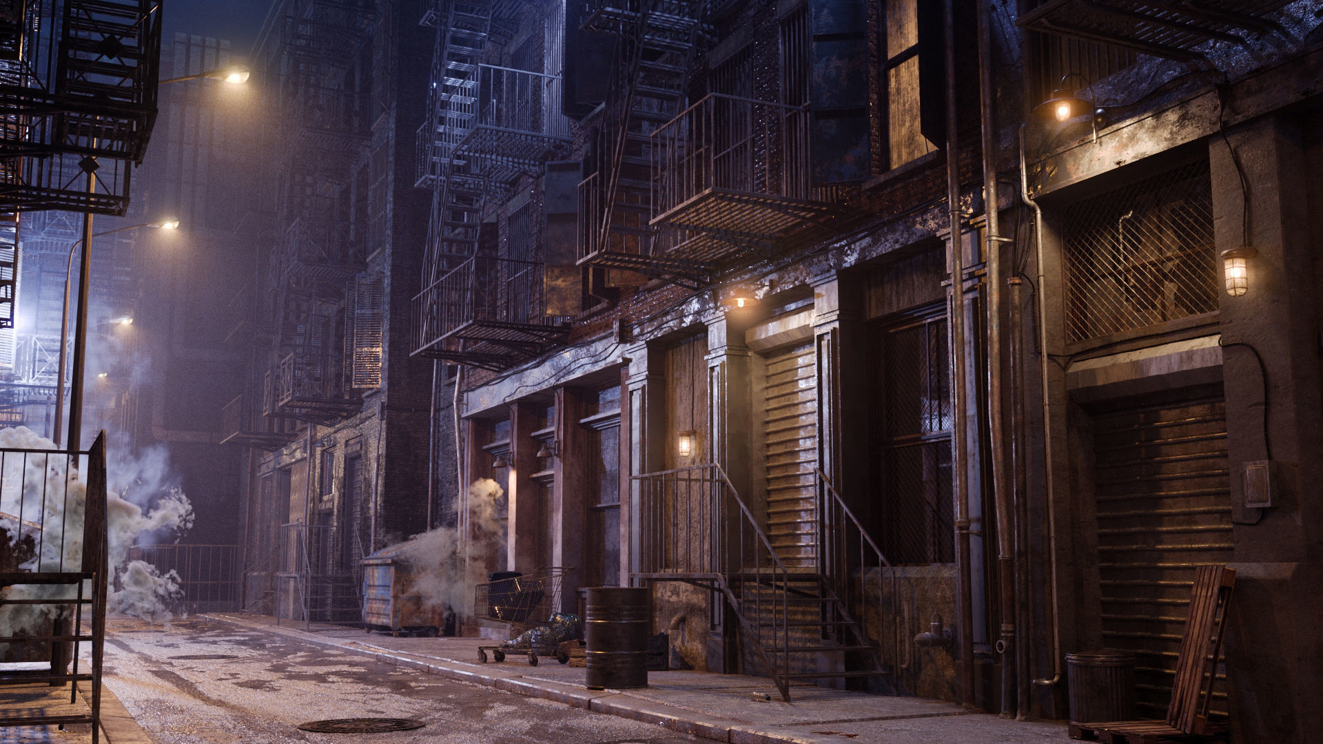 Manhattan-New York