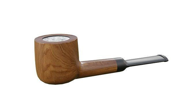 Derbyshire 917 Tobacco Pipe