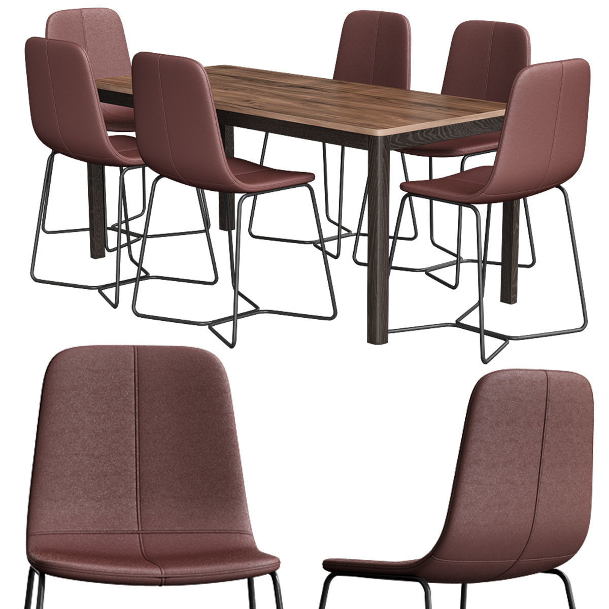 Surprising Brown Leather Chair West Elm Alphanode Cool Chair Designs And Ideas Alphanodeonline