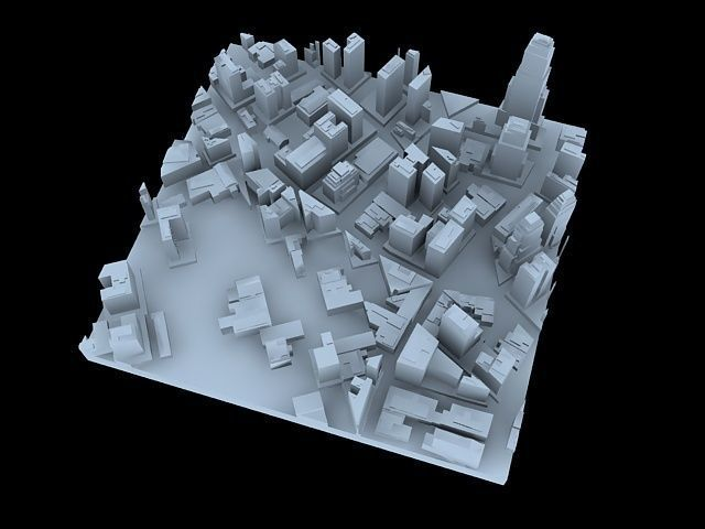 3D CITY PUZZY-4
