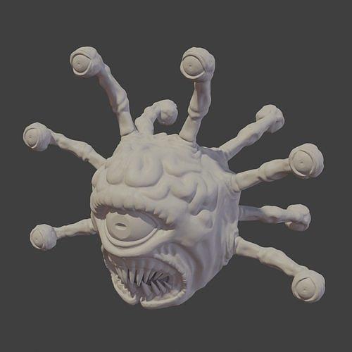 Beholder Sculpt