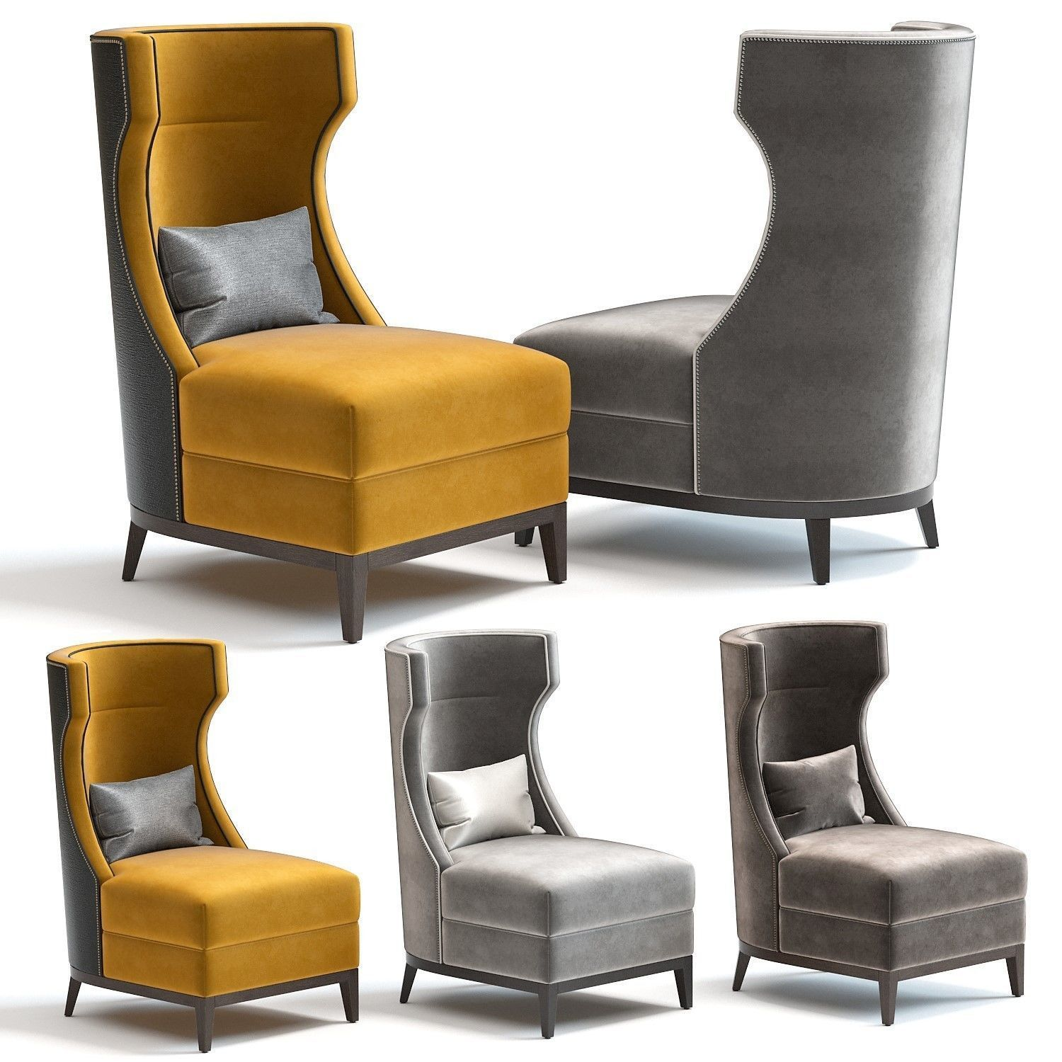 The Sofa and Chair Co - Parker Armchair