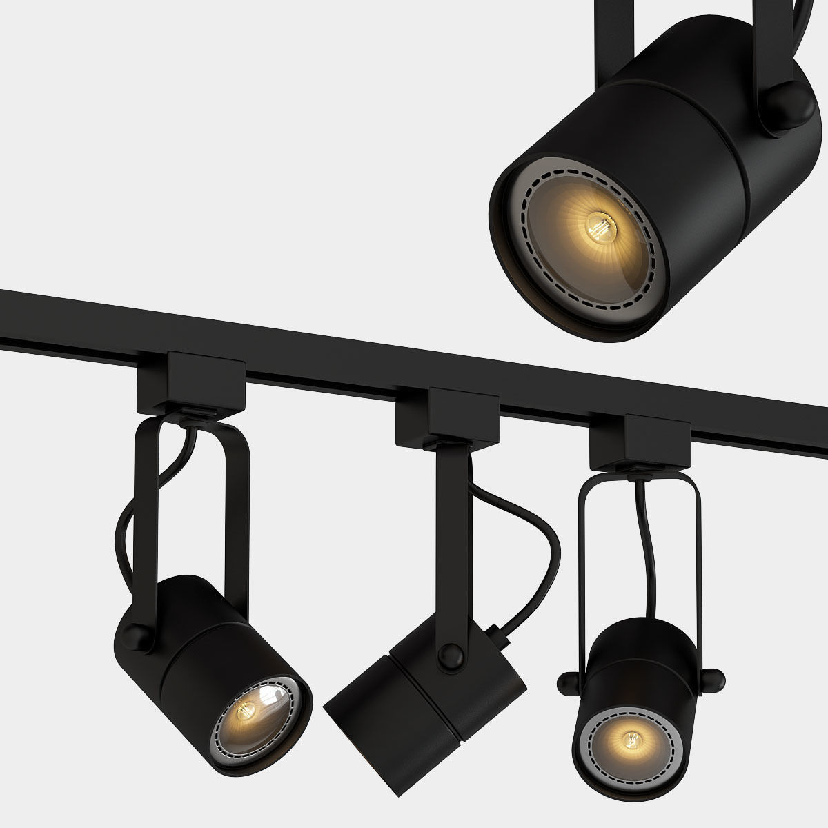 Pro Track Lighting Model