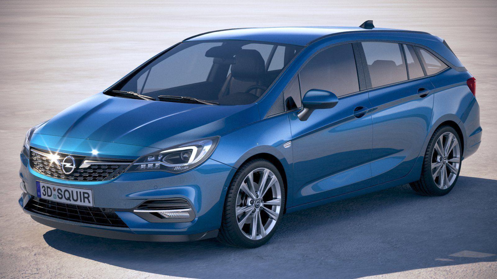 Opel Astra Sports Tourer 2021