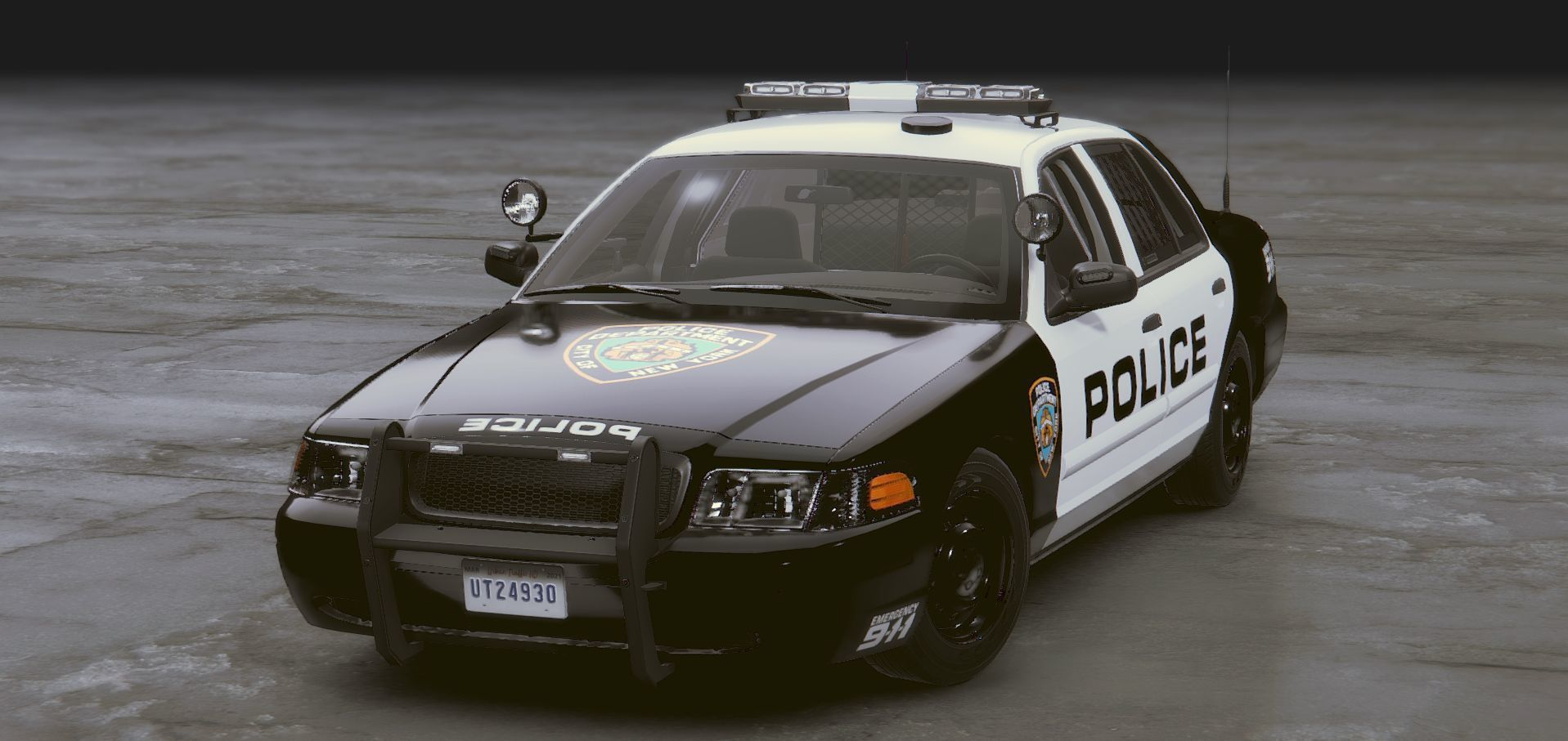 Realistic Police 01