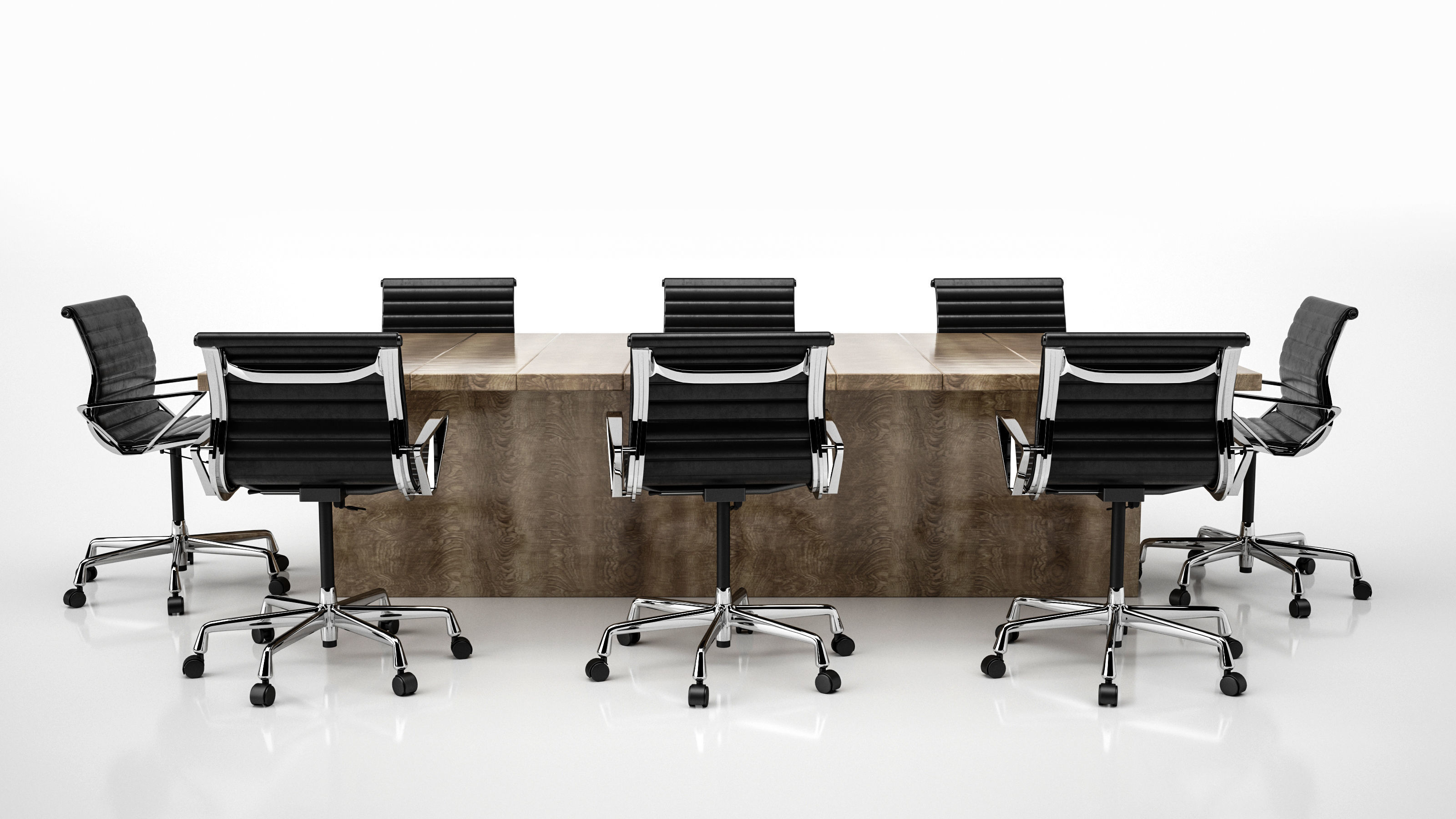 Conference Meeting Room Furniture 42  42D model