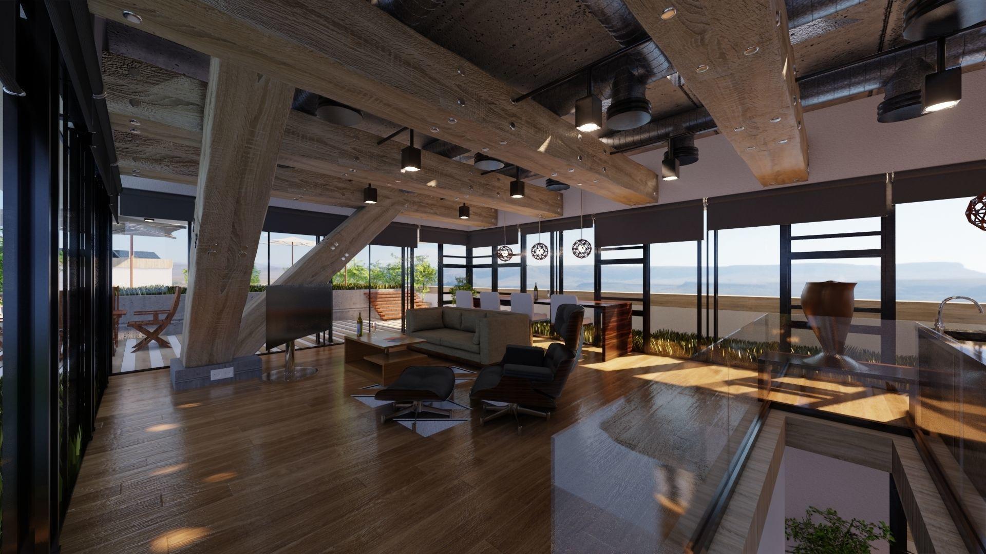 SHC Modern Apartments Complete Asset Pack