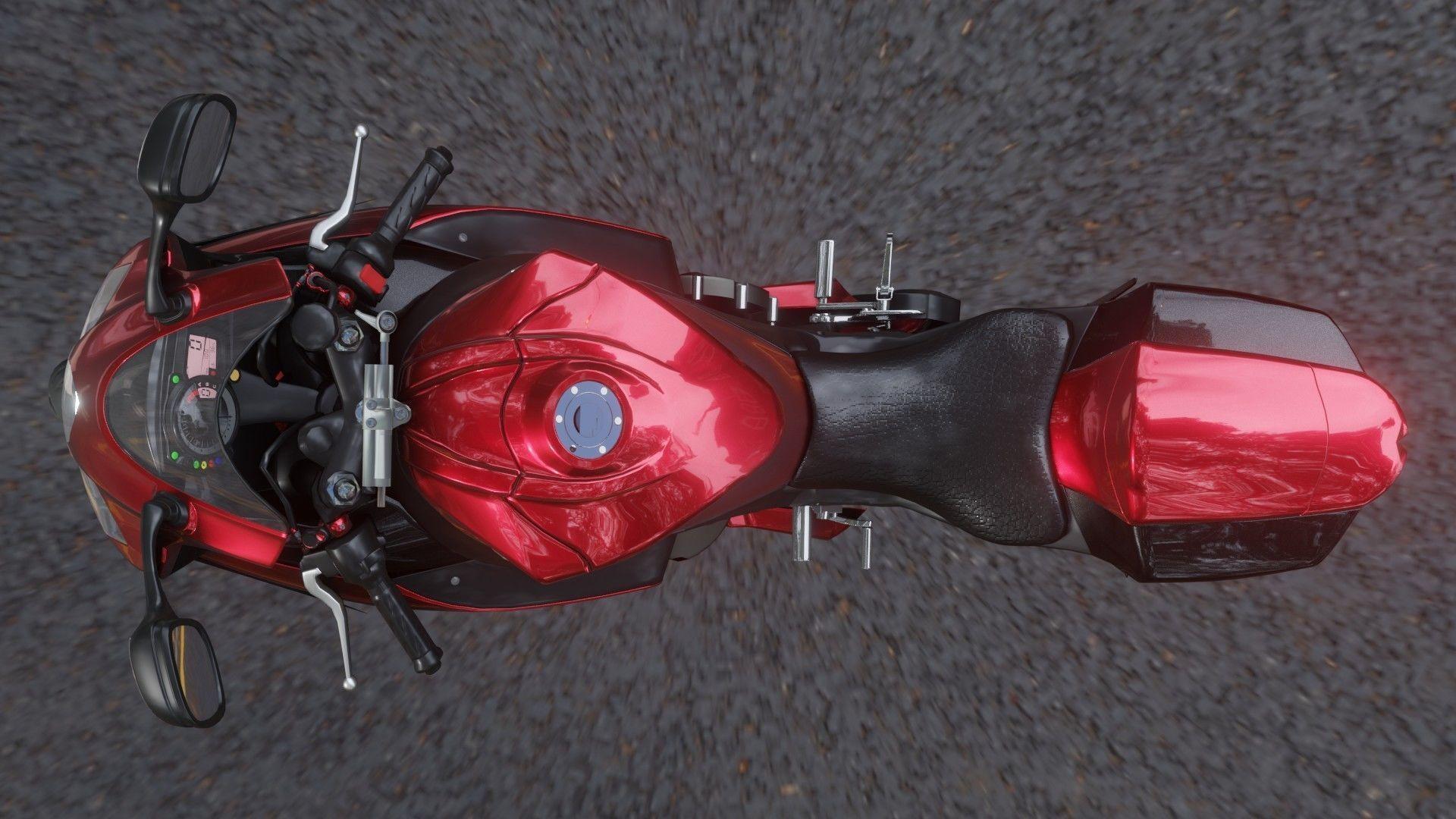 suzuki gsx 750 Bike